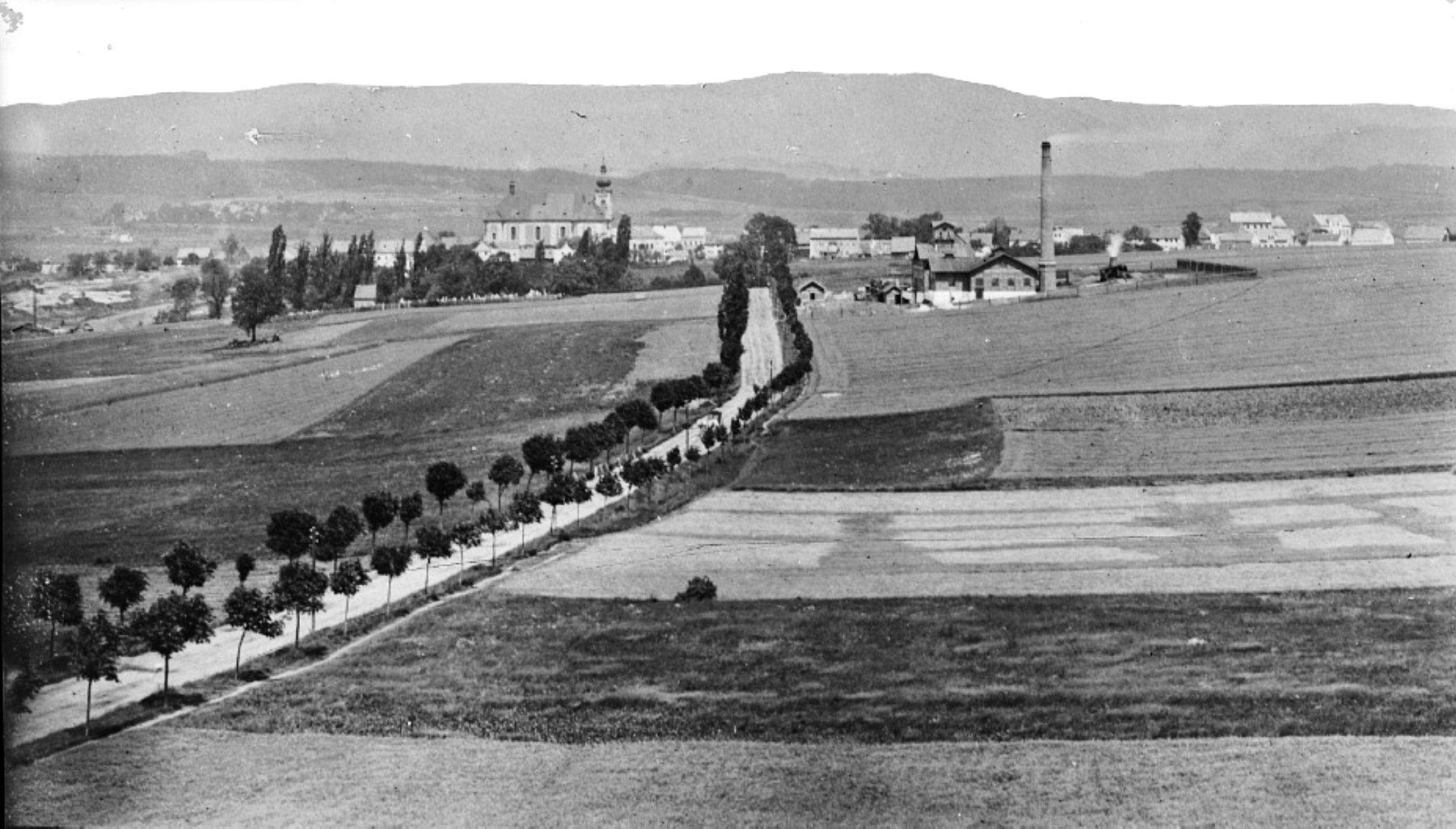 Sedlec (Karlovy Vary) / Zettlitz (Karlsbad), 1905